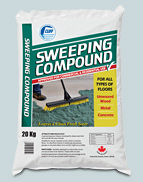 Cliff Sweeping Compound