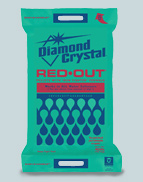 Diamond Crystal® Red-Out® Pellets with Iron Fighter® Formula